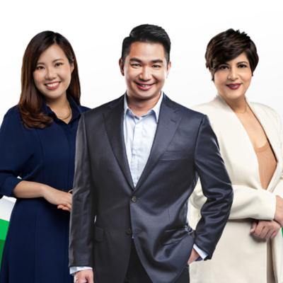 Prime Time with Timothy Go, Rachel Kelly & Finance Presenter JP Ong