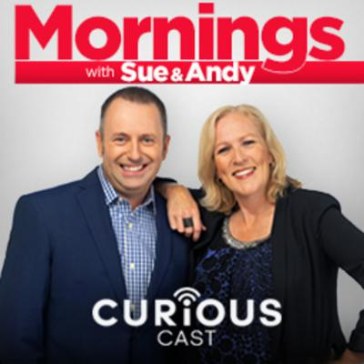 The Morning News with Sue Deyell & Andrew Schultz