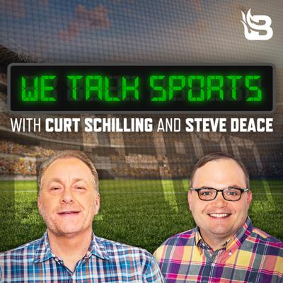 Curt Schilling and Steve Deace are making sports talk great again with one radical idea — sports talk should be about … wait for it … sports! Don't miss the aftershow with Curt's daily fantasy picks.
