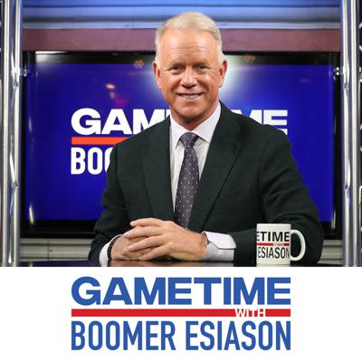 Game Time with Boomer Esiason is America's leading sports series, featuring the nation's most popular sportscaster, interviewing sports' foremost personalities in original half-hour episodes, every week of the year. Guests include Billie Jean King, Joe Namath, Roger Goodell, George Will, John Smoltz, Mark Messier, Bruce Smith, Marshall Faulk, Phil Simms and Bill Cowher.
