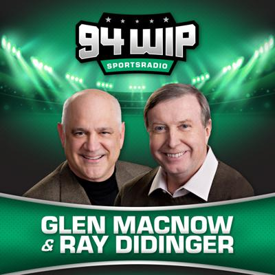 Weekends with Glen Macnow & Ray Didinger on 94WIP.