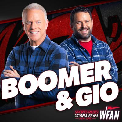 Boomer Esiason and Gregg Giannotti talk sports and interview the hottest names in sports and entertainment.