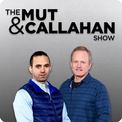 The Mut & Callahan Show, featuring Mike Mutnansky and Gerry Callahan, airs every weekday from 5:30 a.m. to 10 a.m on WEEI. The show features a weekly interview with Tom Brady every Monday during football season.