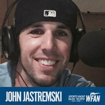 WFAN's John Jastremski discusses the latest in New York and national sports.