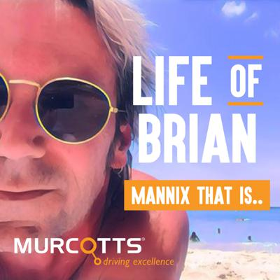 Life of Brian...Mannix that is.