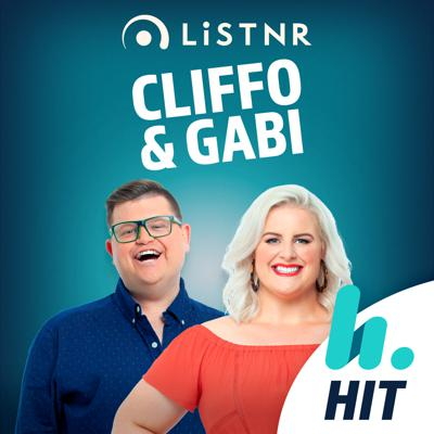 Cliffo and Gabi - hit103.1 Townsville