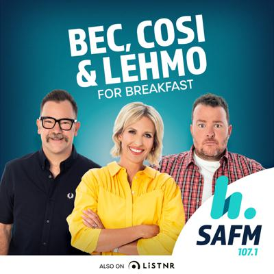 Together, Bec, Cosi and Lehmo bring many years of experience and are truly passionate about South Australia and Adelaideans. They are fun, cheeky, relatable and can be guaranteed to put a smile on your face. Join them on SAFM.