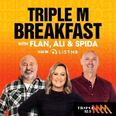 Bridge, Spida and Flan - Triple M 92.5 Gold Coast