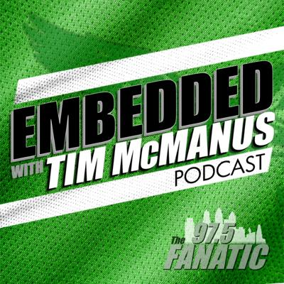 Embedded with Tim McManus Podcast