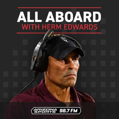 All Aboard with Herm Edwards is a weekly show with ASU head football coach Herm Edwards discussing everything Sun Devil football.