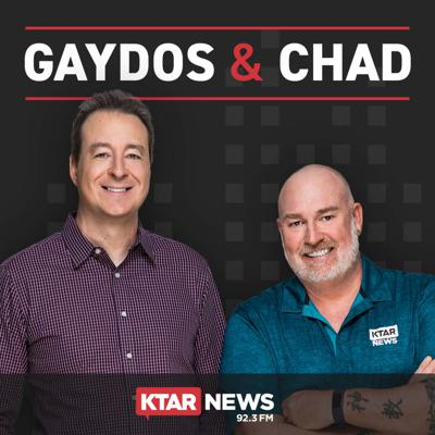 The Gaydos and Chad Show Audio