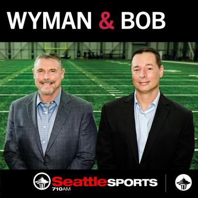 Dave Wyman and Bob Stelton cover Seattle sports weekdays 2pm to 7pm on 710 ESPN Seattle.