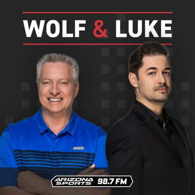 Get the player perspective from former Cards Pro Bowl fullback Ron Wolfley as he joins Luke Lapinski in middays. Wolf and Luke has the latest Arizona sports news, insider information and strong opinion everyday from 10am-2pm.