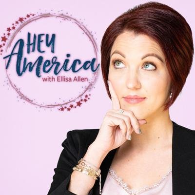 The female star of the chart topping podcast Dear America, Ellisa Allen is bringing a brand new show to America! Infused with Pop Culture, Religion, Humor, and entertainment, this show will be one for the ENTIRE family to enjoy.  Bringing you up to date episodes with what is going on all across the nation, this new show will bring you a weekly dose of purpose!  Featuring high profile guests, Ellisa will bring a side of politics, Hollywood, and culture that most never get to hear.  So sit back and enjoy this brand new show, Hey America!