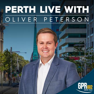 Perth Live with Oliver Peterson