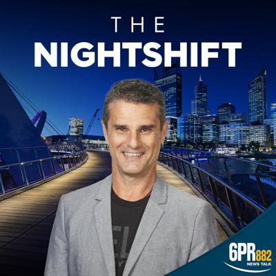 Join Tod Johnston for Perth's only live and local radio show after dark.