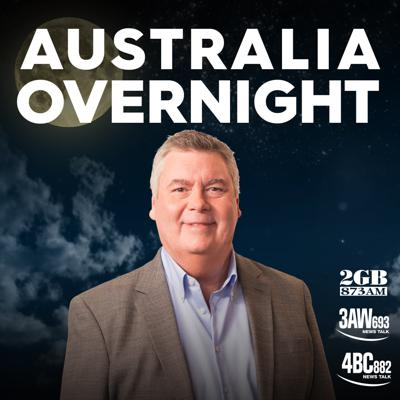 Weekend Overnight Podcast