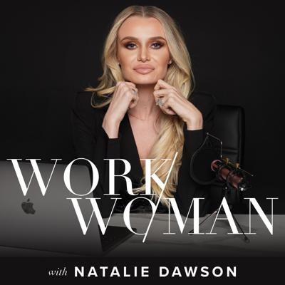 WorkWoman is a no-nonsenseguide for ambitious women in the workplace. Whether you're looking to get a promotion, grow your business, or land your dream job, WorkWoman isyour go to place for how you need to think,act, and lead in order to truly get what you want. Theroad to your dreams is not sugar coated withrainbows and unicorns and thispodcast isn't for the