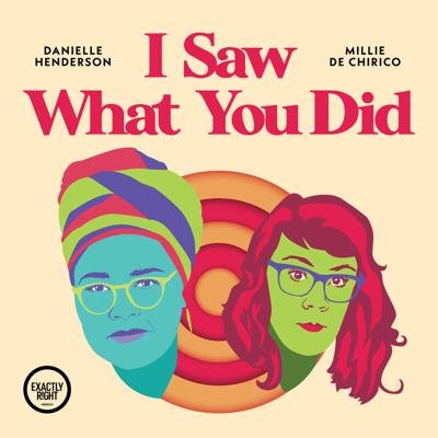 Millie and Danielle, a film expert and a film enthusiast, program a double-feature of their favorite movies with a different wild theme every week. Join these friends as they dissect the films and explore the weird ways we respond to and learn to love movies.
