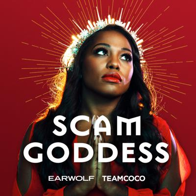 """Scam Goddess is a podcast dedicated to fraud and all those who practice it! Each week host Laci Mosley (aka Scam Goddess) keeps listeners up to date on current rackets, digs deep into the latest scams, and breaks down historic hoodwinks alongside some of your favorite comedians! It's like true crime only without all the death! True fun crime!"""