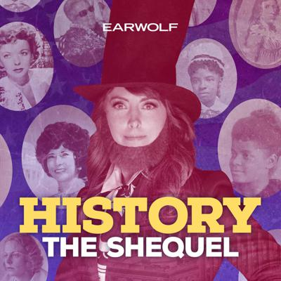 Erin Gibson is joined each week by a cool teen to discuss a slice of herstory time ignored. From the forgotten first female astronaut trainees to abandoned Apache warriors to deserted pirates, we'll femsplain yesteryear because y'all, the future is female and so was the past so come broaden your knowledge with us.