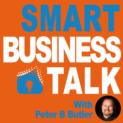 Smart Business Talk are podcasts focused on helping business owners connect the dots in the online maze of websites, Google and social media. All from an online website marketer and SEO specialist to help you better leverage every action and implementation you take, with the right tools, insights and expertise to supercharge your marketing to help you become the local online hero, or go for world domination.  Peter has been in the online space for 12 years and helped many business owners from start-ups, one-person businesses to experienced professionals scale their business growth with greater success and better results from their marketing efforts.  You're listening to Smart Business Talk with Peter B Butler.