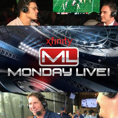 Listen to the CBS4 Sports show Xfinity Monday Live! Each week features a different sports guest, including Broncos players. You can watch the show in person at the Viewhouse Centennial at 6:30 p.m.