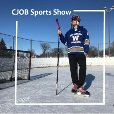 CJOB Sports Show with Christian Aumell