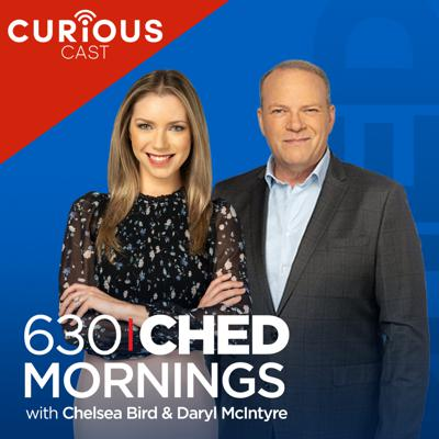 CHED Mornings with Chelsea Bird and Shaye Ganam