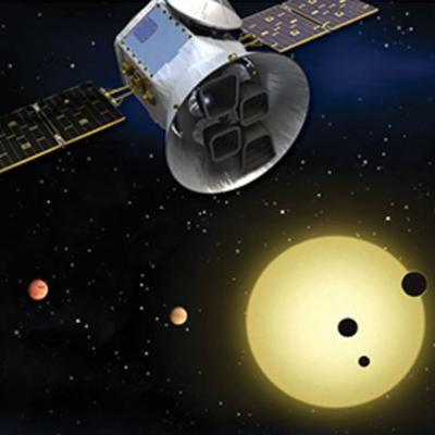Cover art for Finding More Exoplanets with TESS
