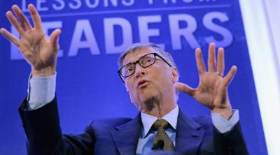 Cover art for Bill Gates warns of vaccine worries for developing nations