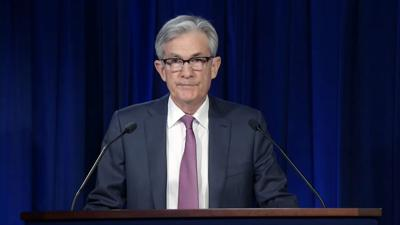 """Cover art for Powell warns of """"lasting damage"""" without more aid"""