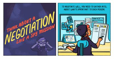 Cover art for Negotiation is a super important skill