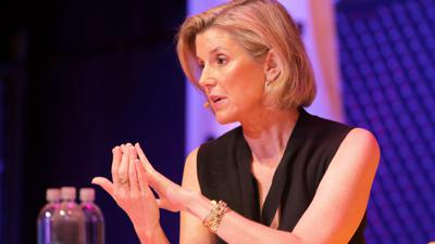 Cover art for Wall Street's Sallie Krawcheck on the pandemic and the gender wealth gap
