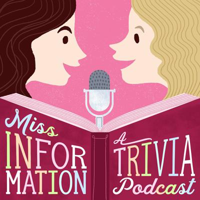 A trivia podcast for ladies [and gents] who love cool trivia and sticking it to annoying teams at pub quiz.