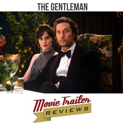 Cover art for Movie Review: The Gentleman