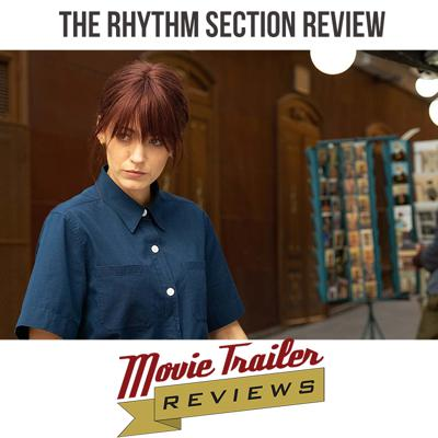 Cover art for Movie Review: The Rhythm Section