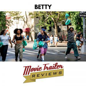 Cover art for BETTY Review