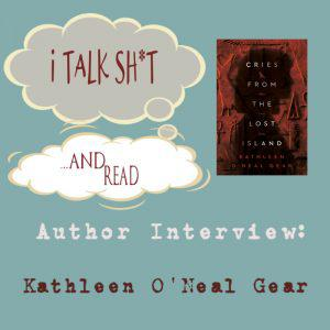 Cover art for Interview with Kathleen O'Neal Gear