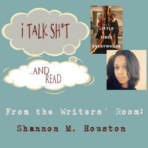 Cover art for From the Writers' Room: Shannon Houston