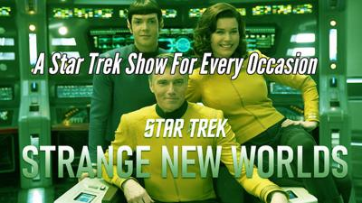 Cover art for A Star Trek Show For Every Occasion