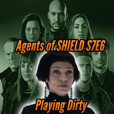 Cover art for Agents of SHIELD S7E6 Adapt or Die