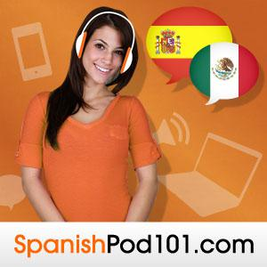 Learn Spanish with Free Podcasts Whether you are student or a seasoned speaker, our lessons offer something for everyone. We incorporate culture and current issues into each episode to give the most informative, both linguistically and culturally, podcasts possible.  For those of you with just the plane ride to prepare, check our survival phrase series at SpanishPod101.com. One of these phrases just might turn your trip into the best one ever!