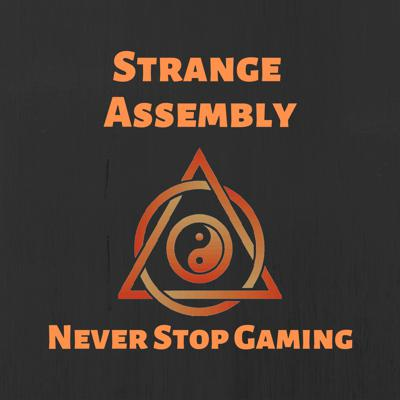 Never Stop Gaming - Board Games, Card Games, and Roleplaying Games