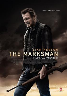 Cover art for The Marksman