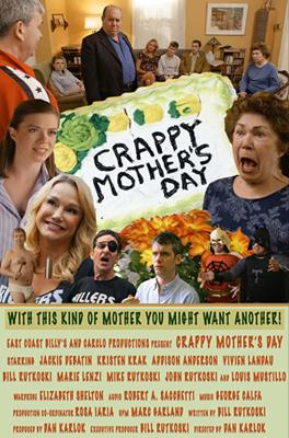 Cover art for Crappy Mother's Day