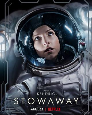 Cover art for Stowaway