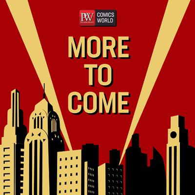 Cover art for More To Come 479: Comics Creators Eye Substack
