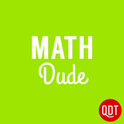 The Math Dude makes understanding math easier and more fun than you ever thought possible. Host Dr. Jason Marshall provides clear explanations of math terms and principles, and his simple tricks for solving basic algebra problems will have even the most mathphobic looking forward to working out whatever math problem comes their way. If you're getting ready to take the SAT, GRE, or any of the other standardized tests; or if you're going back to school and need to brush up on the basics, Math Dude's Quick and Dirty Tips to Make Math Easier will strengthen your fundamental skills and help you understand the language of math. And if you just want to calculate the tip without using your iPhone and impress all your friends, his tips and tricks are for you too.