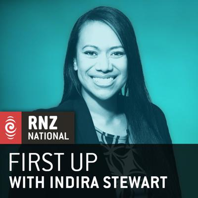 RNZ: First Up Podcast